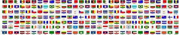 profe.ju alunos espalhados pelo mundo